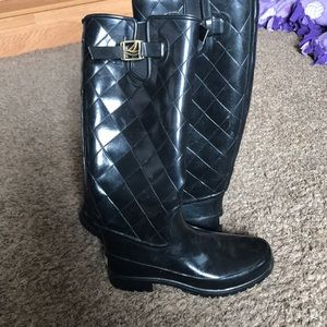 Sperry Topsider rain boots- size 7